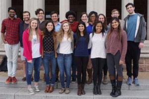 Civic Scholars group photo