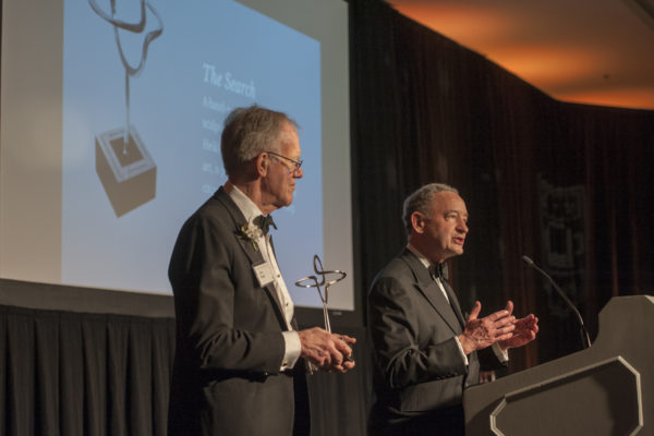 Hundreds celebrate Eliot Society milestone