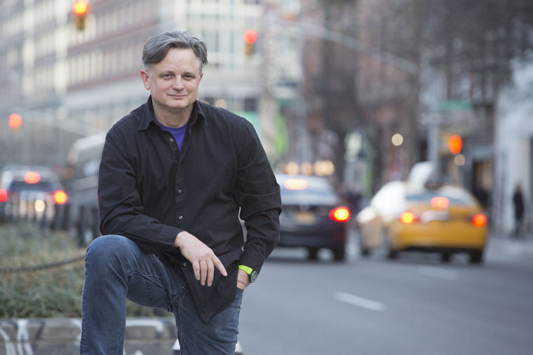 "Michael King, AB '87, has worked in cities around the globe to improve urban and street design. He's a ""traffic calmer,"" making streets safer for pedestrians, cyclists and motorists."