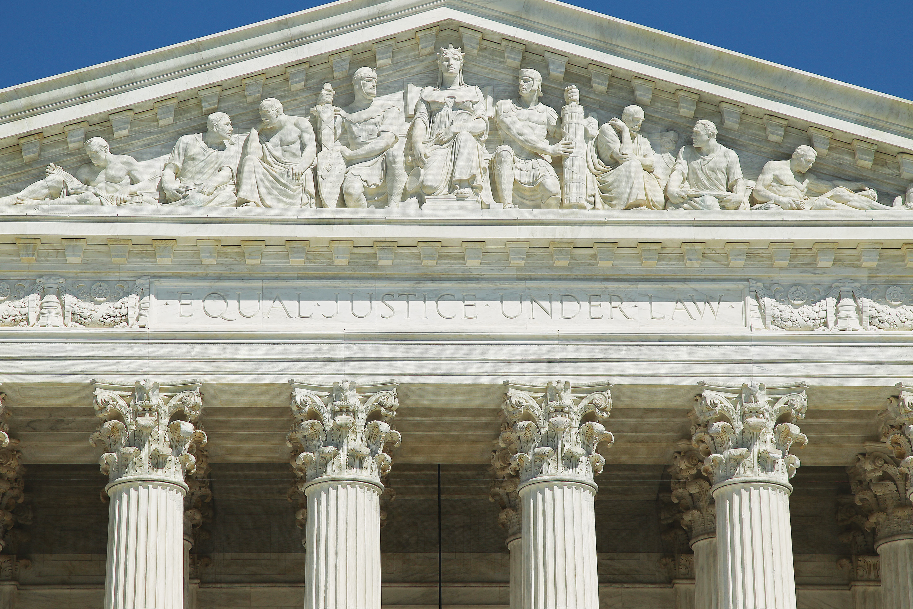 The Supreme Court Building is the seat of the Supreme Court of the United States and the Judicial Branch thereof. On May 4, 1987, the building was designated a National Historic Landmark.