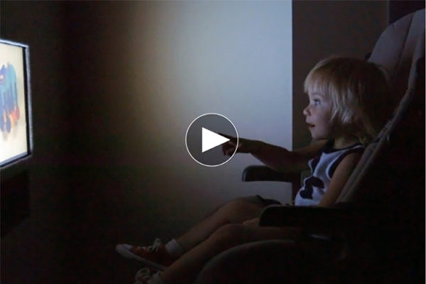 In autism, genes drive early eye gaze abnormalities