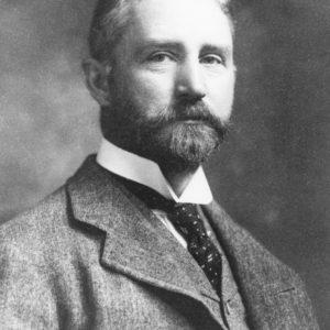 Professor Henry Pritchett. (Washington University Archives)