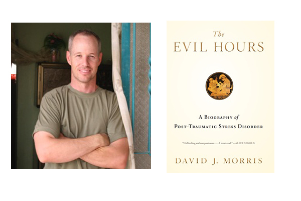 PTSD expert David J. Morris to speak at Washington University