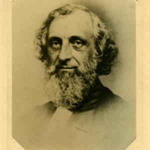 Washington University Chancellor, 1862–1869. (Washington University Archives)