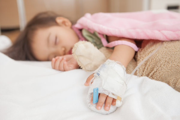 Does health insurance status affect childhood cancer survival?