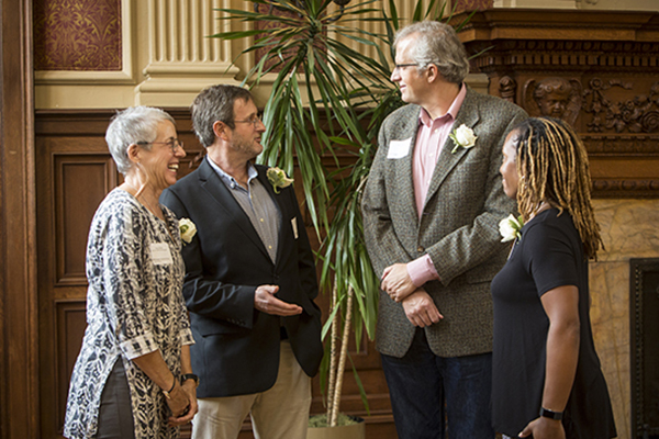Four Arts & Sciences faculty honored