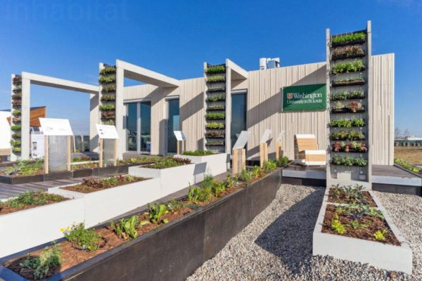 Video: CRETE House debuts at Solar Decathlon 2017