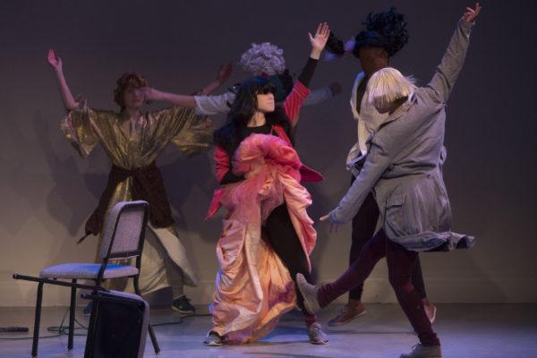 Washington University Dance Theatre Dec.1-3