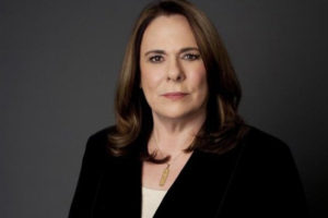 Journalist Candy Crowley