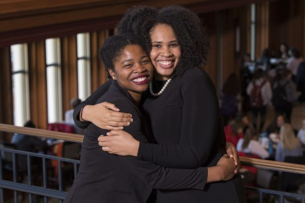 Jasmine Brown and Camille Borders photo