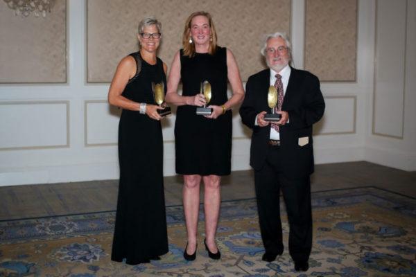 2nd Century awardees