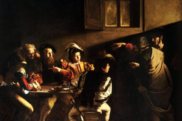 Enacting Caravaggio