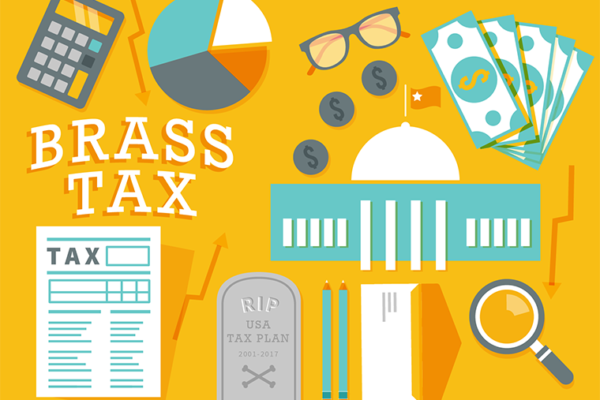 Brass Tax: Cutting through the politics of tax reform
