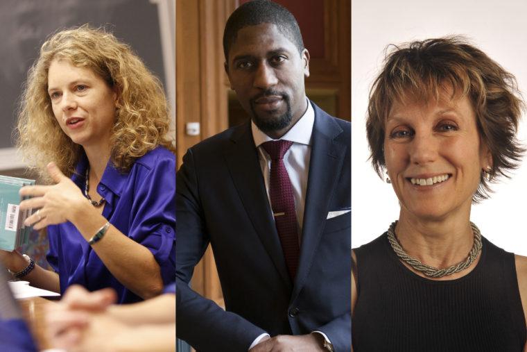 Tili Boon Cuillé, Lerone A. Martin and Angela Miller
