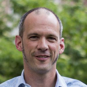 David Cunningham, professor of sociology