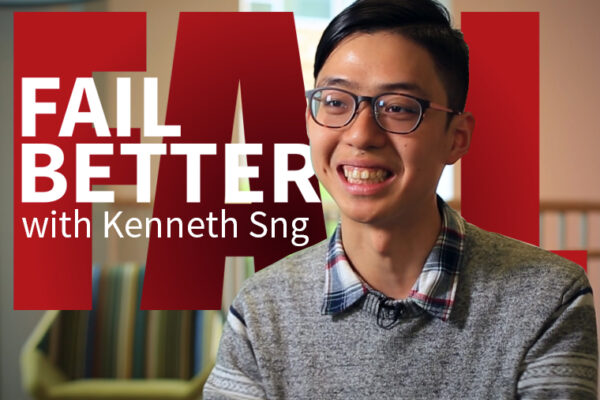 Fail Better with KennethSng