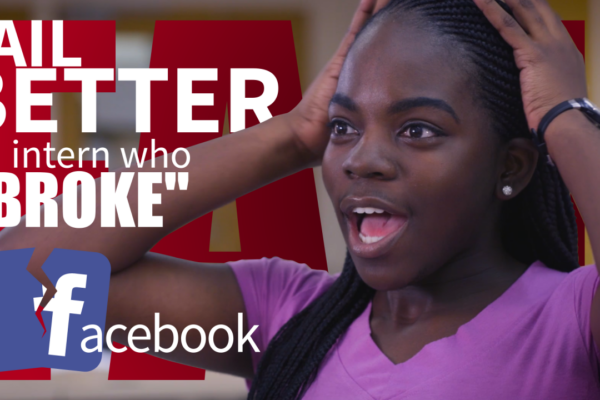 Fail Better: Grace Egbo