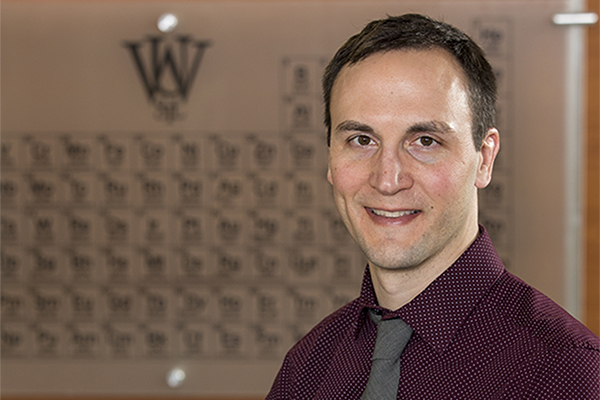 Sadtler wins NSF CAREER award to develop better catalysts for alternative fuels