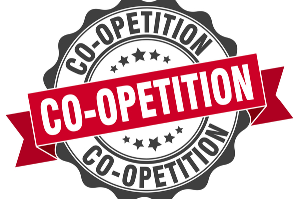 Coopetition graphic