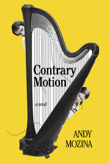book cover for Contrary Motion
