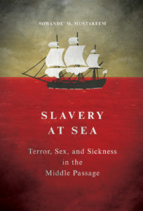 book cover of Slavery at Sea