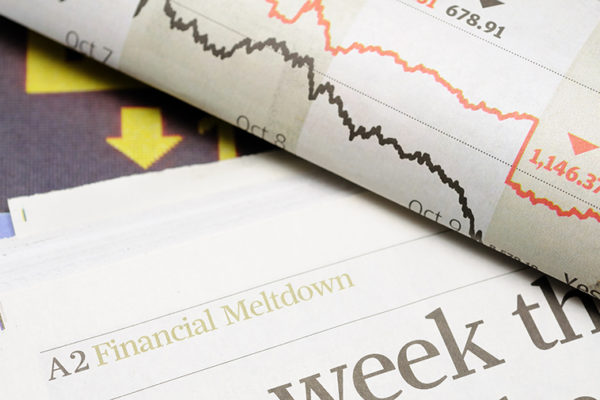 Insolvency, not liquidity, is the problem