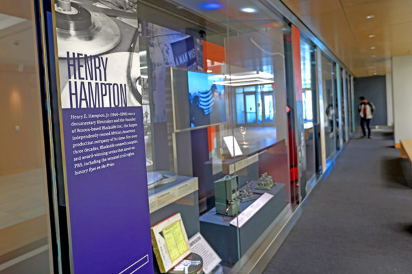 Olin Library opens new museum-quality exhibit spaces