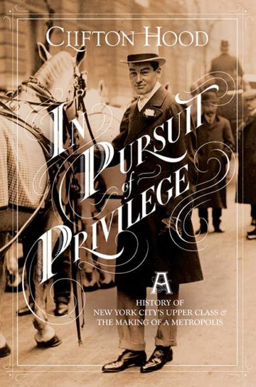 book cover for In Pursuit of Privilege