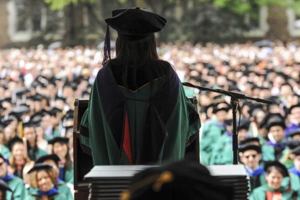 MEDIA ADVISORY: Washington University Commencement is 8:30 a.m. Friday, May18