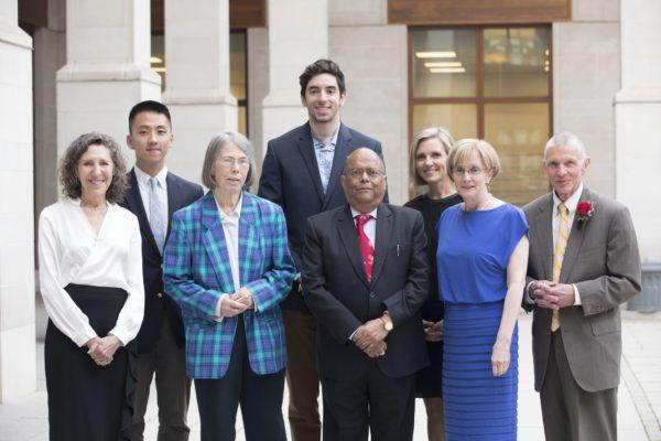 Ethic of Service Award celebrates 15 years of community service, civic engagement