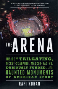 Rafi Kohan, The Arena