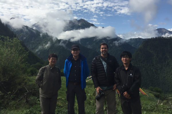 University strengthens archaeological collaboration with Sichuan University, China