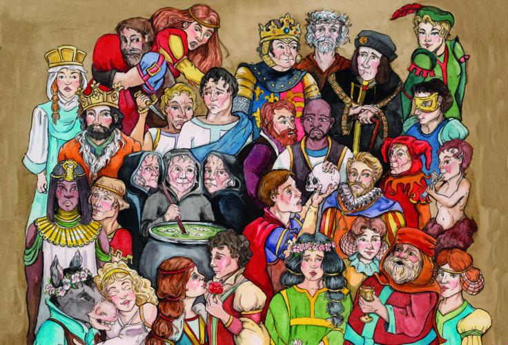 Shakespeare at Olin
