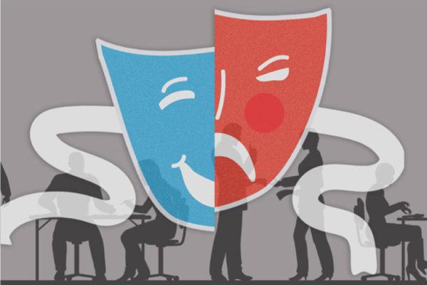 Funny side, hard edge: Your boss' behavior matters