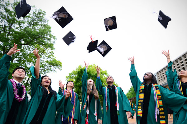 The celebration begins: A guide to Commencement speakers