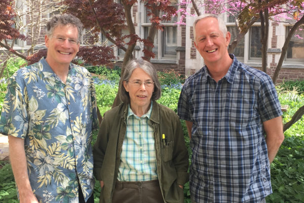 Three faculty elected to National Academy of Sciences