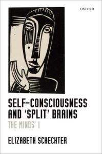 Cover of Self-Consciousness and 'Split' Brains