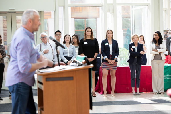 Banner days for women in Olin's MBA