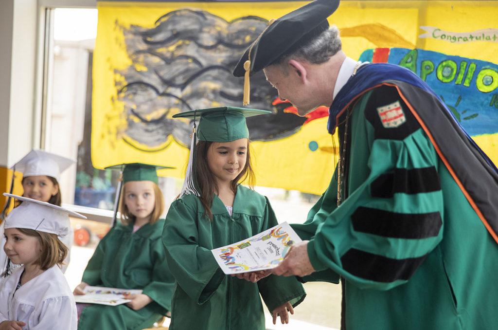 kindergarten prep graduation