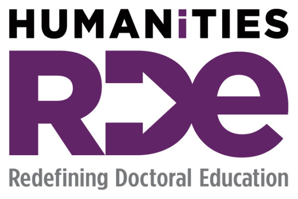 Redefining Doctoral Education in the Humanities logo