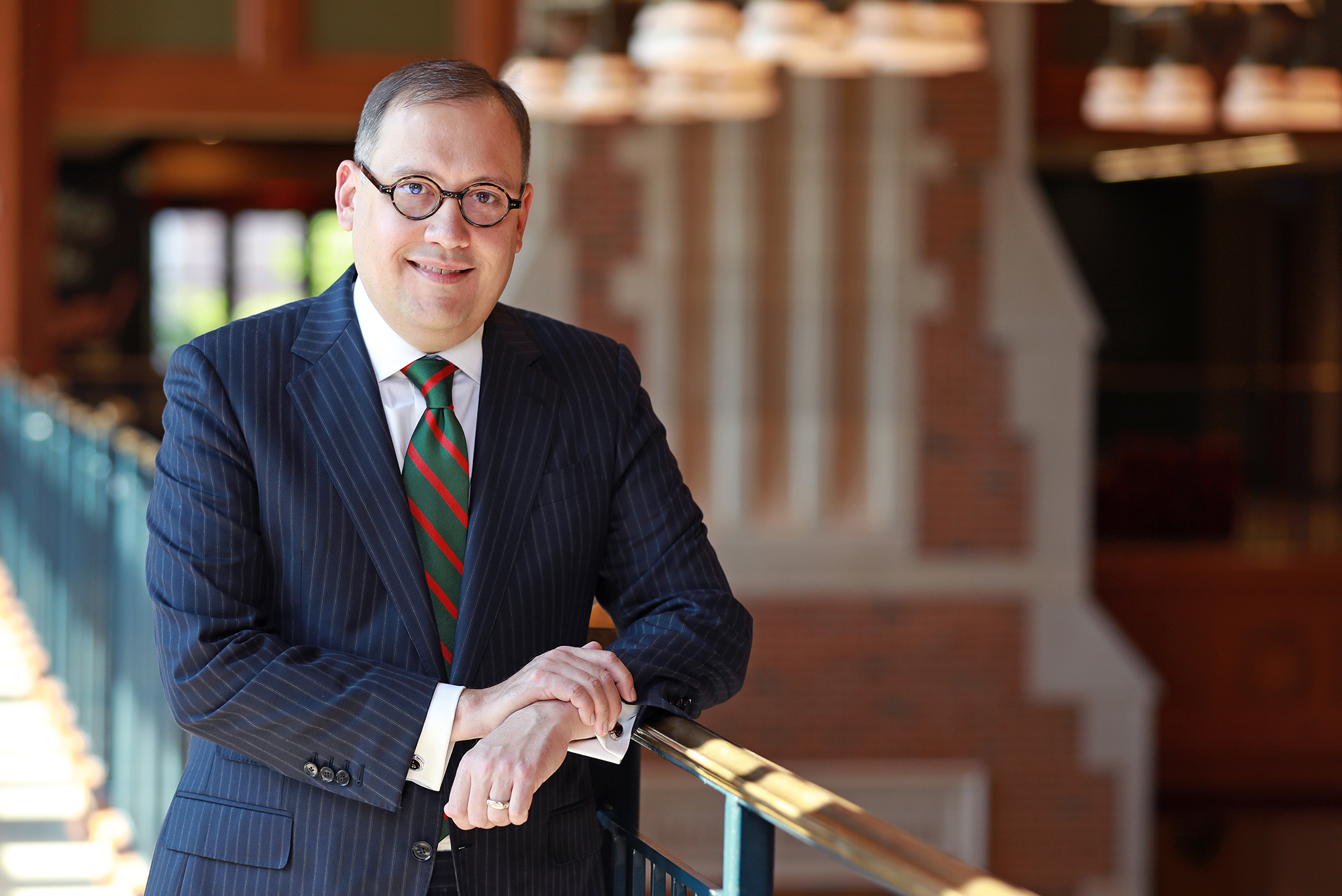 654e1a752a09b4 Andrew Martin appointed 15th chancellor of Washington University ...