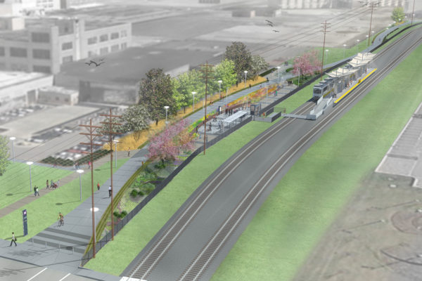 Cortex MetroLink Station to open July31