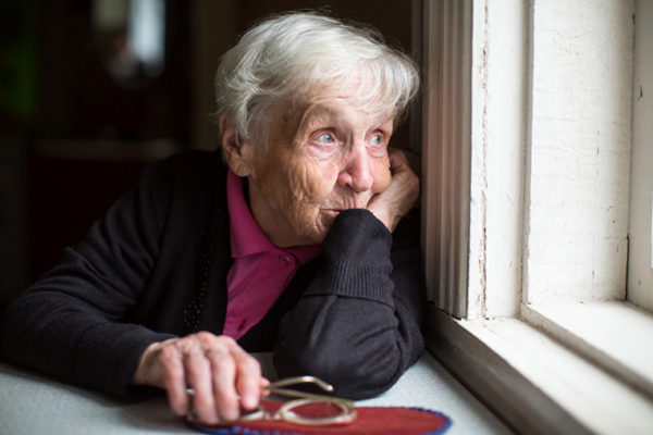 Loneliness found to be high in public senior housing communities