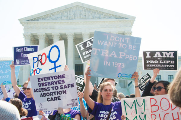 WashU Expert: Trump's Supreme Court and Roe v. Wade