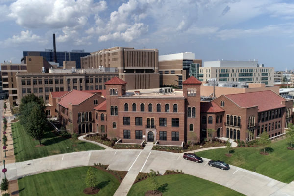 Historic buildings on Medical Campus given newlife