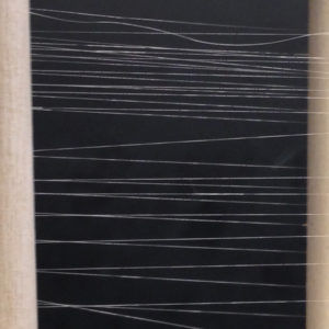 Biosynthetic silk fibers