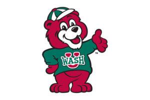 Washington University Athletics bear