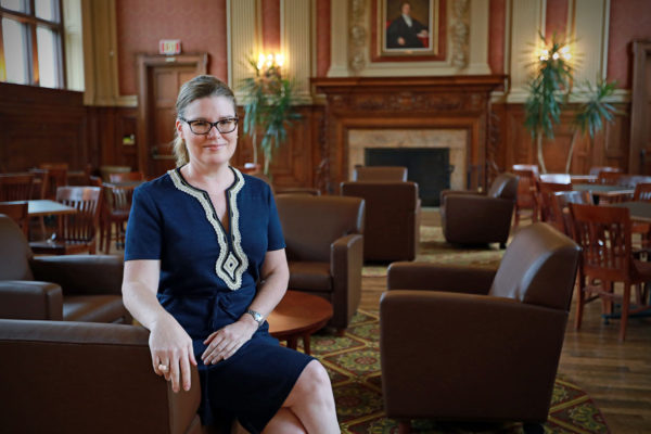 WashU Spaces: Holmes Lounge