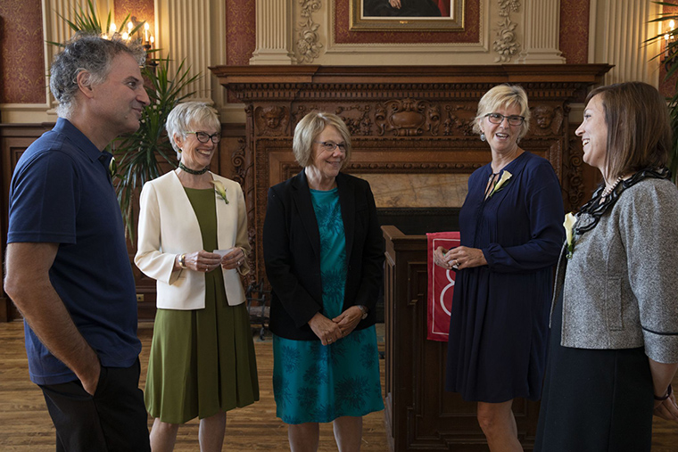 Arts & Sciences faculty award winners