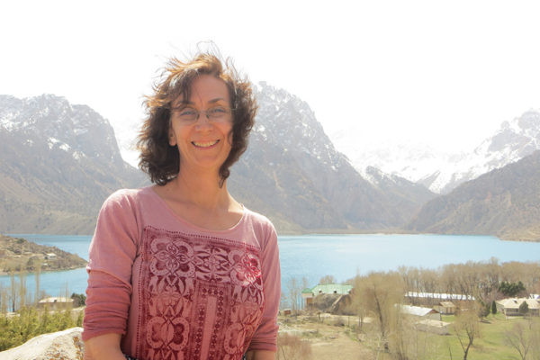 Washington People: Cathy Raymond